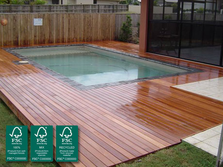 decks and patios sunshine coast