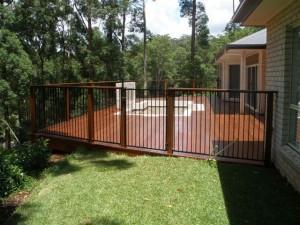 Aluminium-Handrail-Deck