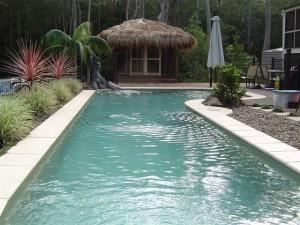 Bali-Hut